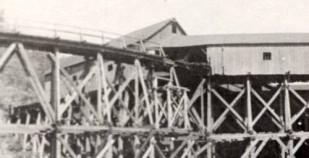 Coal mine in Ralston