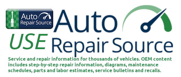 Fix and maintain your vehicle with Auto Repair Source! This link to an exterior site opens in a new window.