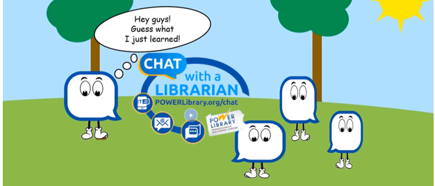 Discover what you can learn with Chat with a Librarian!