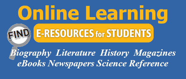 Explore E-Resources that Support Online Learning!
