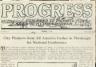 Pittsburgh City Archives – Progress Magazine, 1921-1941 (bulk 1921-1931)
